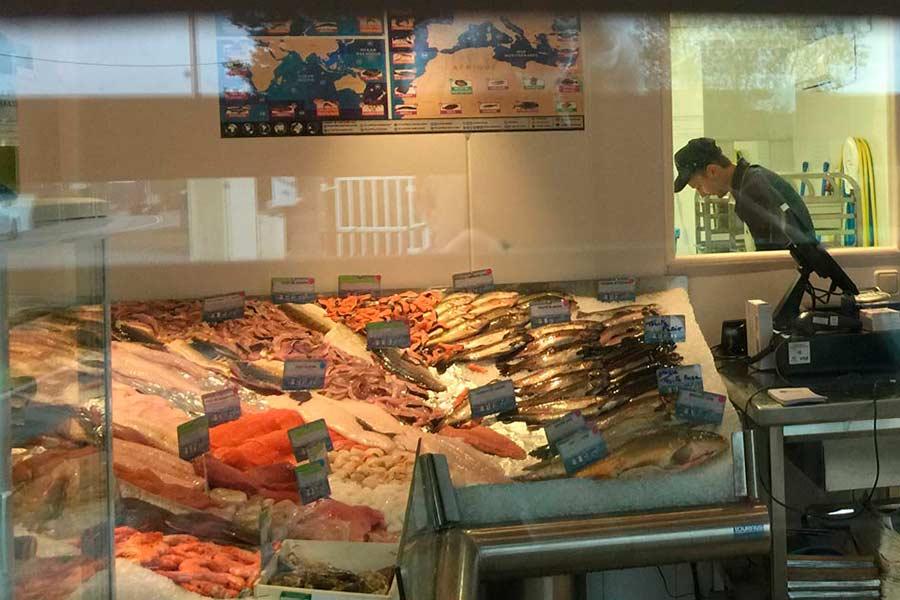 La Poissonnerie Beaume - vente au détail de poisson frais pour particuliers et professionnels
